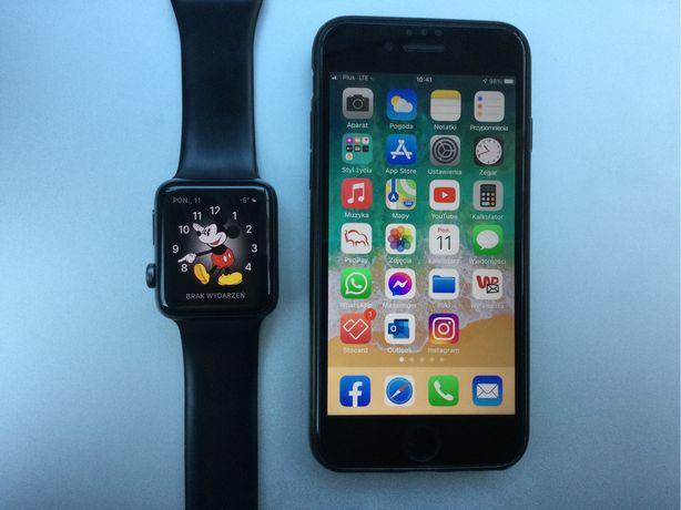 iPhone 7, Apple Watch 3 Nike 42mm ZESTAW!