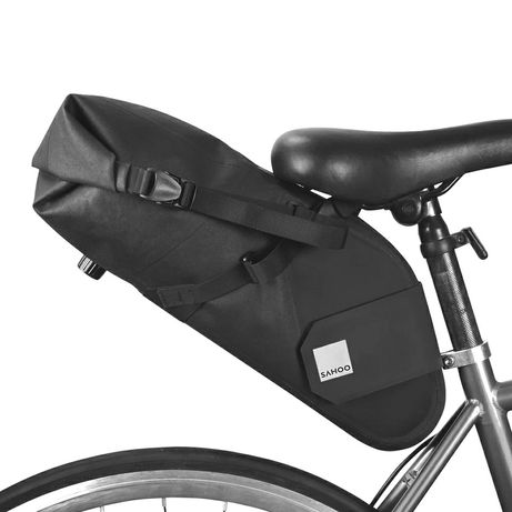 Torba 7L Sahoo pro torba podsiodłowa bike packing gravel bikepacking