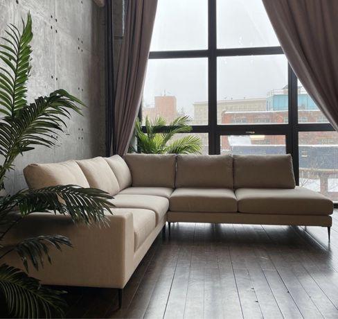 """Кутовий диван «Tokyo"""" в тканині антикіготь від виробника"""