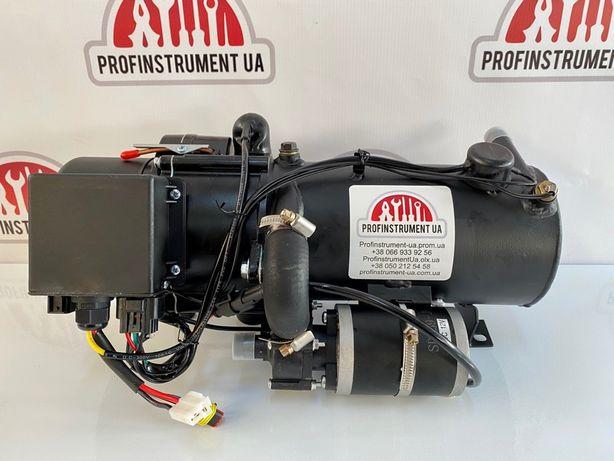 Автономка мокра, предпусковой подогреватель двигателя, Webasto
