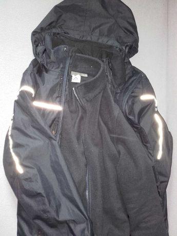 Kurtka + polar McKinley rozmiar 140 przejściówka- mundur ZHP