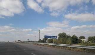 Земельный участок коммерческого назначения. Фасад автодор.Киев-Одесса