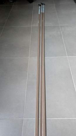 Profil dylatacyjny listwa podłogowa przypodłogowa progowa Dąb Lingburg