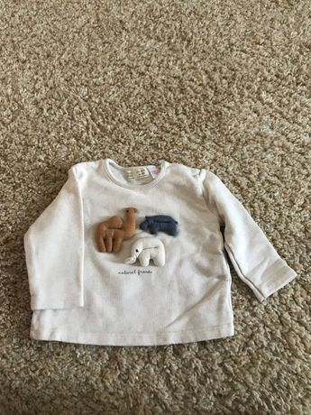 Camisola de manga comprida Zara