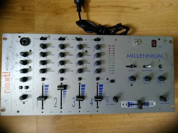 Mixer audio Next! PRO-80 Millennium Series. Tanio !