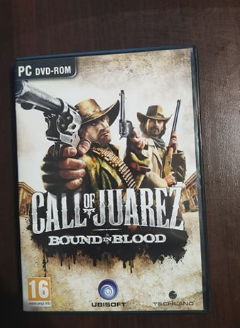 Call of Juarez: Bound of blood - Gra na PC