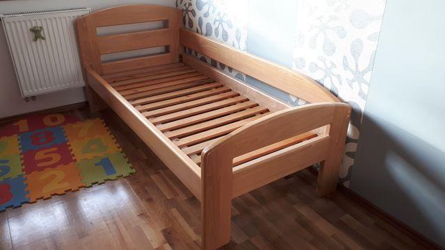 Łóżko drewniane 180x80