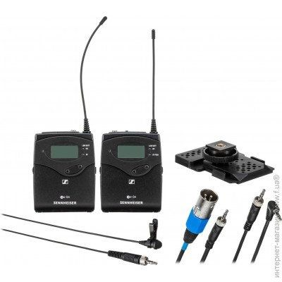 Петличний микрофон Sennheiser evolution wireless g4