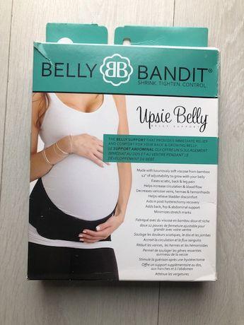Pas ciążowy i po porodzie Belly Bandit Upsie Belly - z wkładką żelową