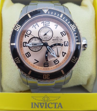 Nowy zegarek INVICTA PRO DIVER 49mm 15338 CITIZEN paragon wysyłka