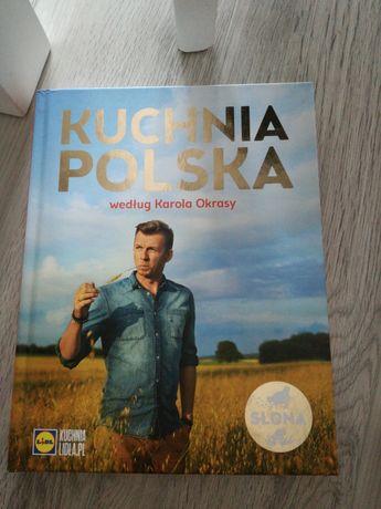 Kuchnia Polska okrasa książka nowa