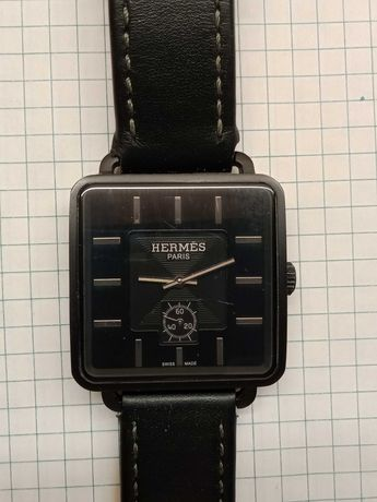 Hermes Paris carre h часы механика-автомат.
