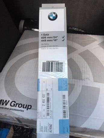 BMW 3 e92 e93 oryginalne wycieraczki przód