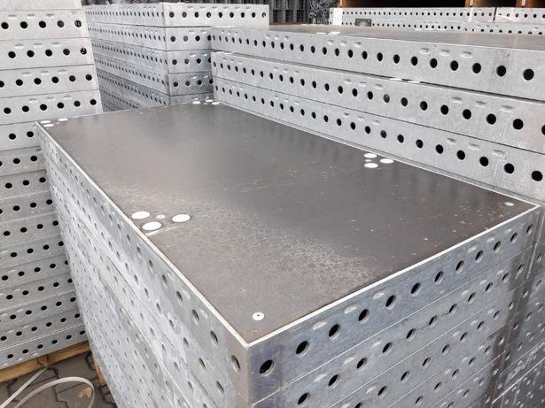 Szalunek ścienny 105 m2 typ TEKKO, PIONBOX, szalunki lekkie