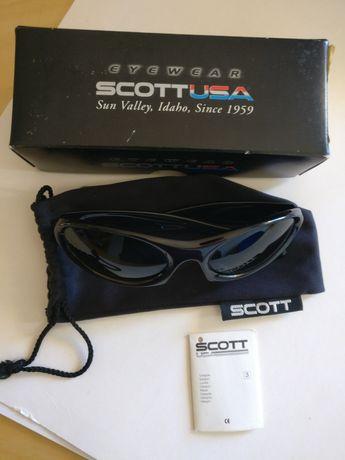 Óculos de sol Scott USA motocross enduro Oldschool