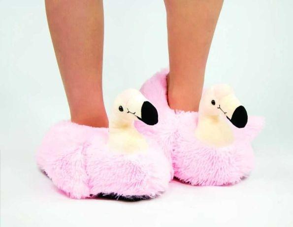"""Тапочки""""Фламинго""""."""
