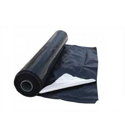 FOLIA NA PRYZMY czarno-biała 8x33 m lub inne rozmiary; grubość 110 µm