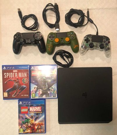Pack Consola PS24 1TB