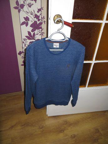 Męski ciepły sweter, rozmiar M, super stan