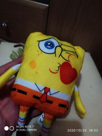 Губка Боб мягкий Nickelodeon