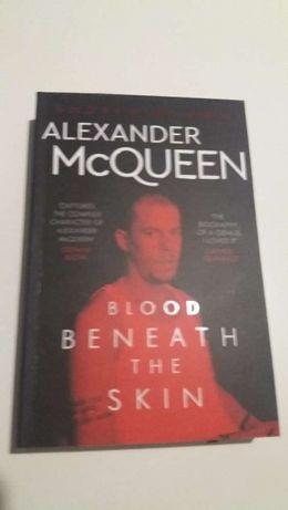 Andre Wilson Alexander McQueen Blood Beneath the Skin