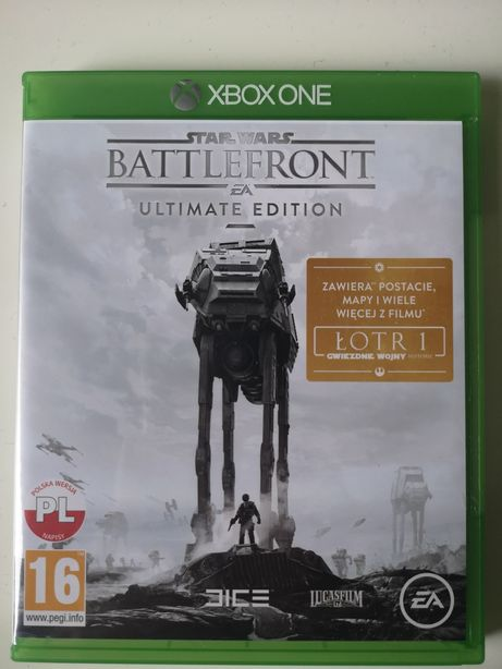 Gra Battlefront Star Wars Ultimate Edition Xbox One