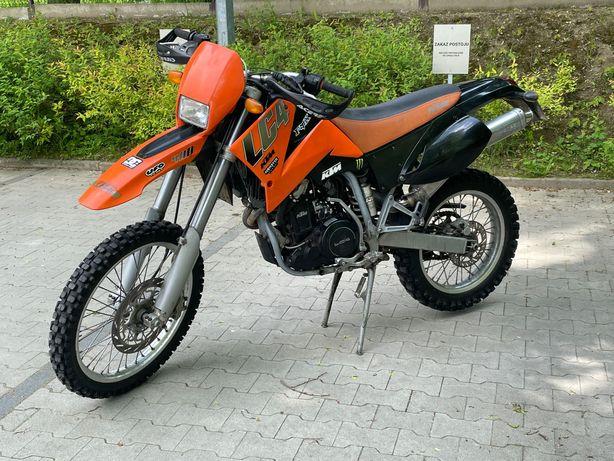 KTM LC4 400 Cross Zarejestrowany