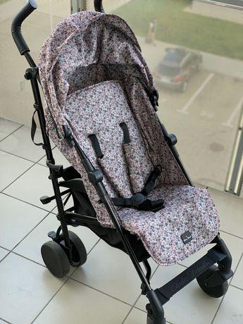 Wózek spacerowy Elodie Details Petite Botanic + śpiworek.