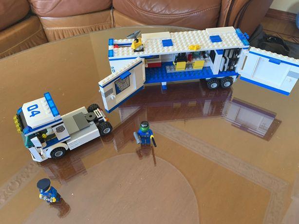 Конструктор Лего LEGO City 60044 Выездной отряд полиции