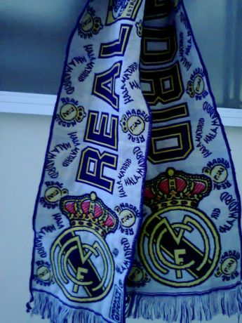 Cachecol Oficial Real Madrid