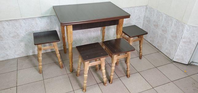 АКЦИЯ!!! Стол с Табуретами по самой низкой цене.
