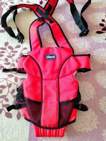 Кенгуру,Ерго- рюкзак Chicco 0m+  от3,5 до 9 кг.