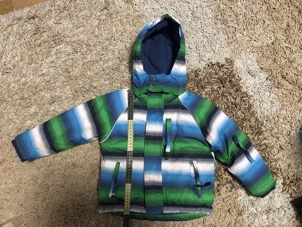 Куртка зима/демисезон, размер на 92-98 см