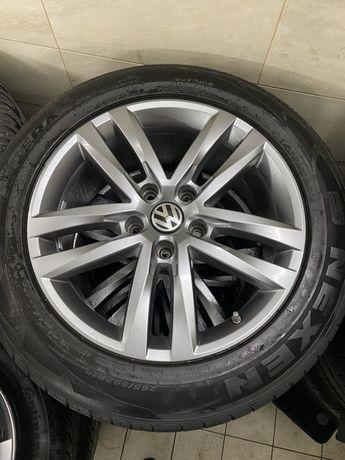 Оригинальные диски VW TOUAREG,AUDI Q7,PORSCHE//8,5J*19H2ET59