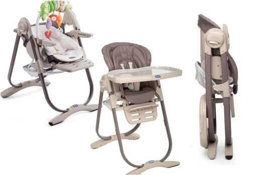 Chicco Polly Magic 3w1 krzesełko do karmienia Gliwice - image 1