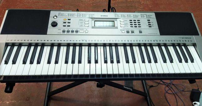 Пошук клавішниць в музичний проект
