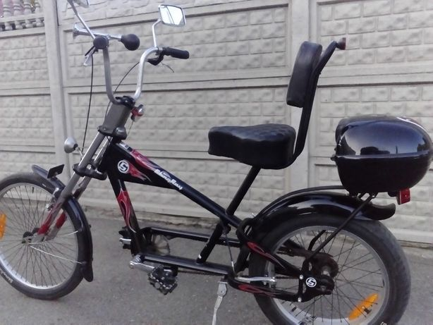 велосипед чоппер STING RAY
