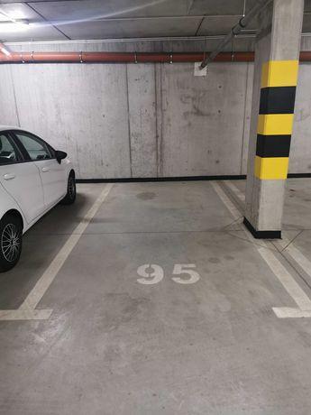 Miejsce parkingowe w hali Płocka 10