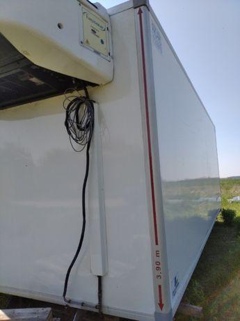 Kontener, chłodnia, mroźnia, agregat carier Supra 950 MT