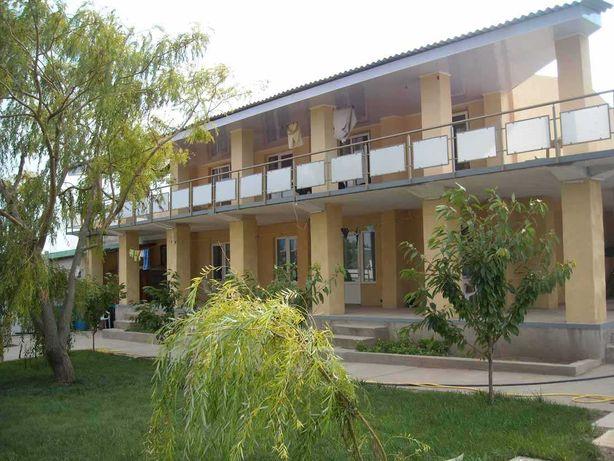 Продам комфортабельную  базу отдыха  в  Межводном,  Тарханкут, Крым
