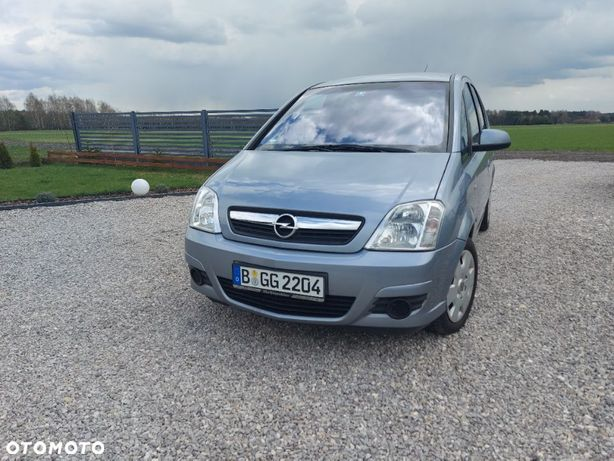 Opel Meriva 1.6 16 v bezwypadkowa super stan