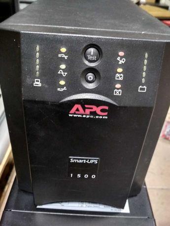 APC Smart-UPS 1500VA usb (SUA1500I)
