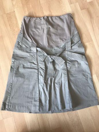 Spodnica ciazowa z paskiem r. S H&M mama