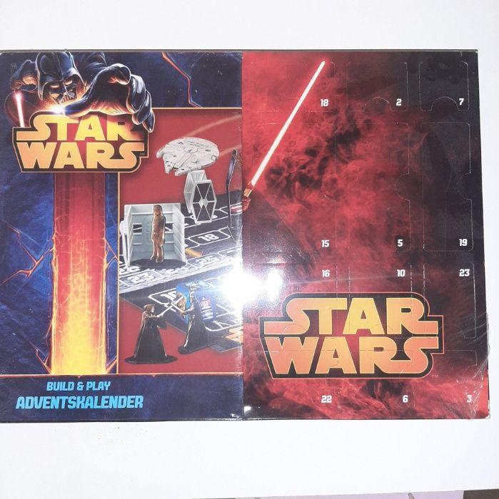 gra StarWars kalendarz adwentowy figurki Kielce - image 1