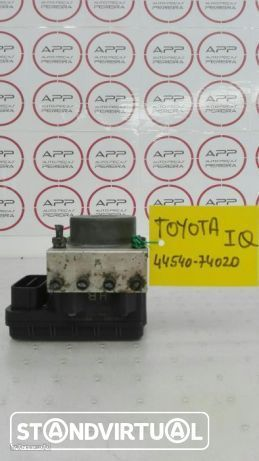 Abs Toyota Yaris, Corolla, IQ , de 2003 a 2013.