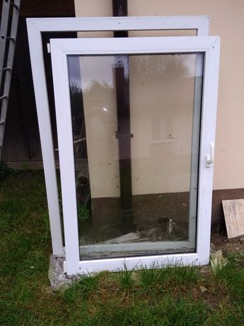 Okna plastikowe używane