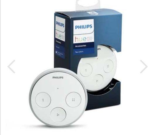 Пульт дистанционного управления без батареек Philips HUE TAP