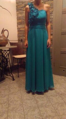 śliczna dluga sukienka