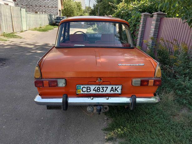 Москвич 412 в хорошем состоянии