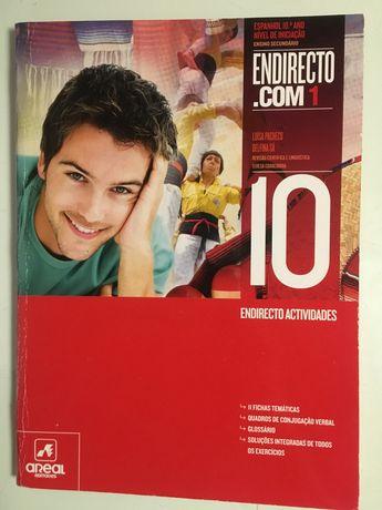 Endirecto.com - 10o ano caderno de atividades